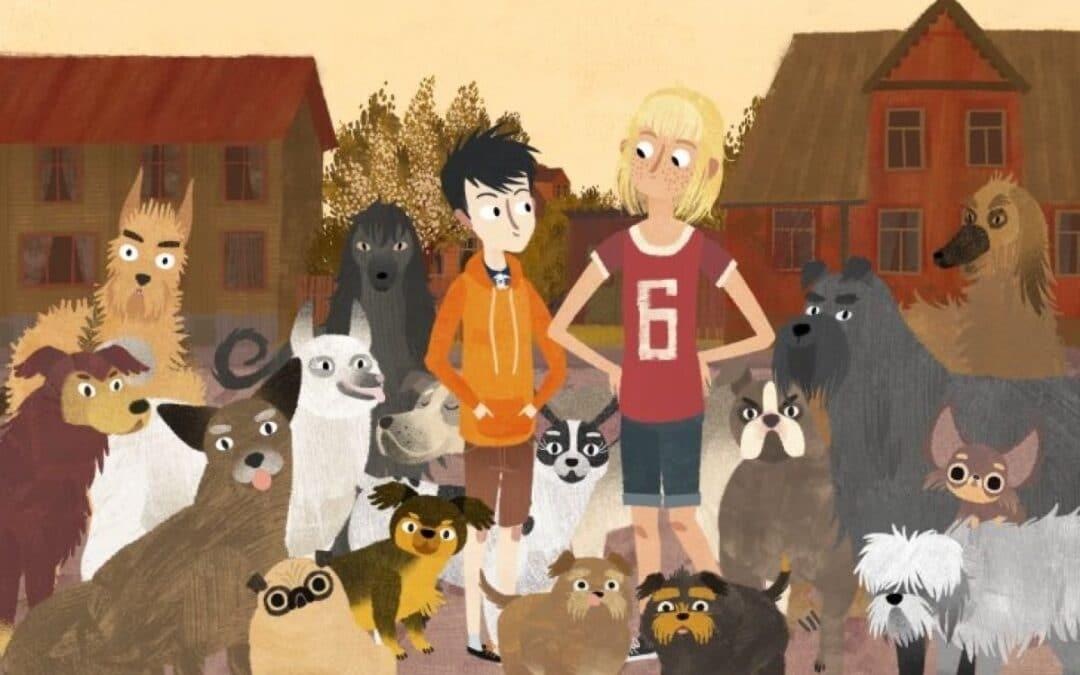 Bioscooptip: Jacob, Mimmi en de pratende honden