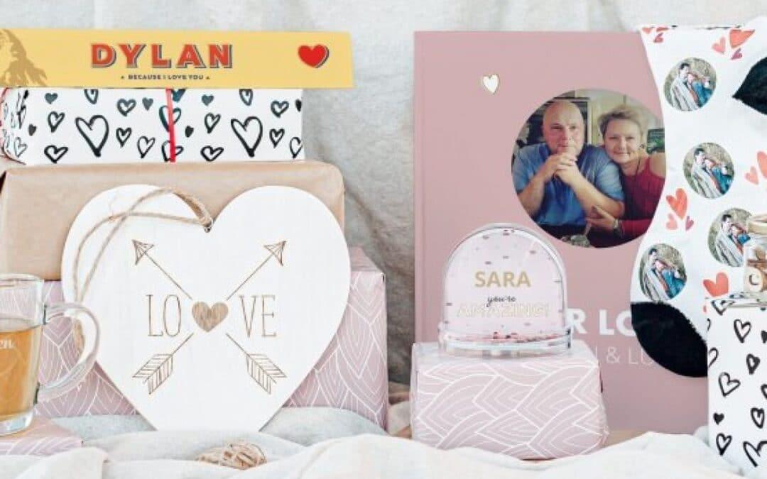 3 x persoonlijke cadeautips voor Valentijnsdag