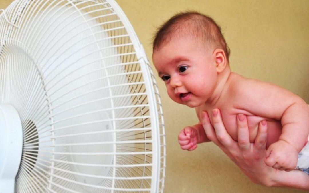 Voorbereid op de zomer: een hitteplan voor je baby