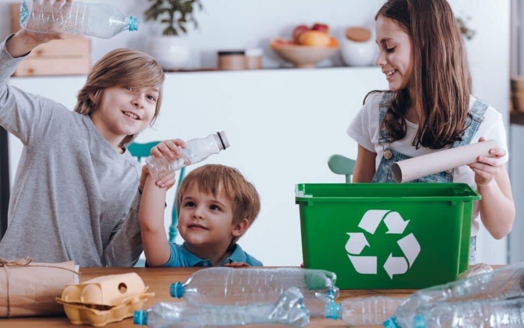 Duurzaam opvoeden is de norm… Of niet?