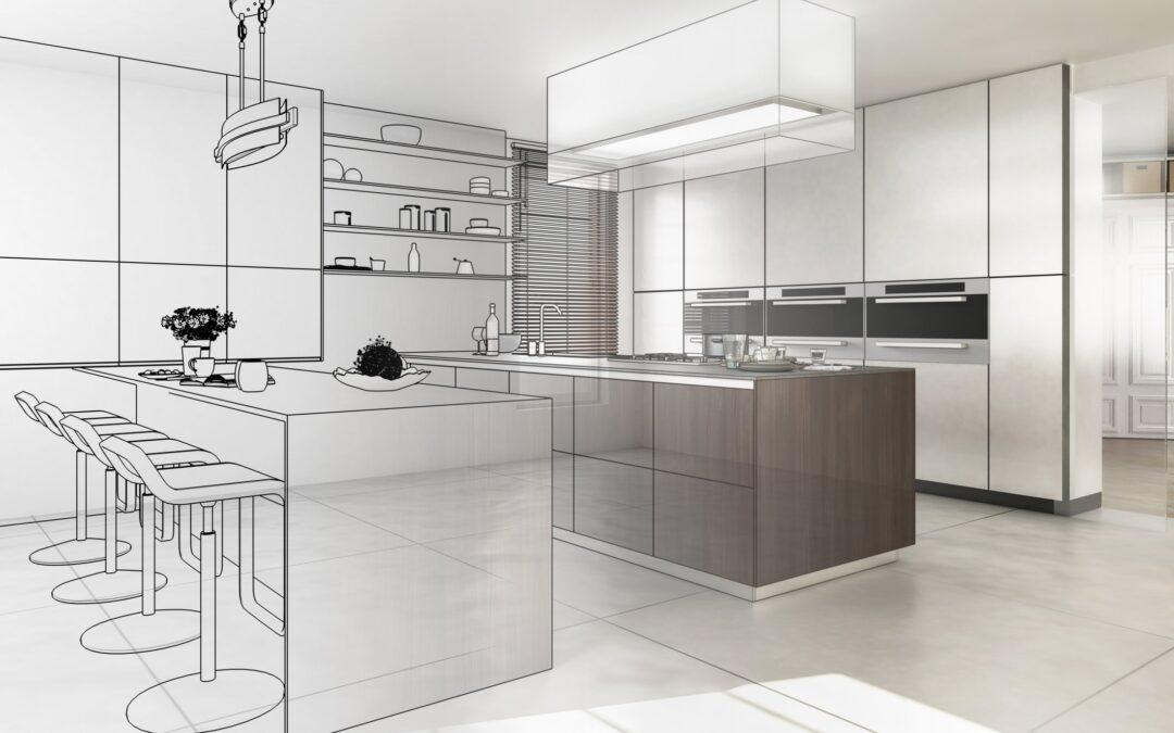 Je eigen keuken ontwerpen