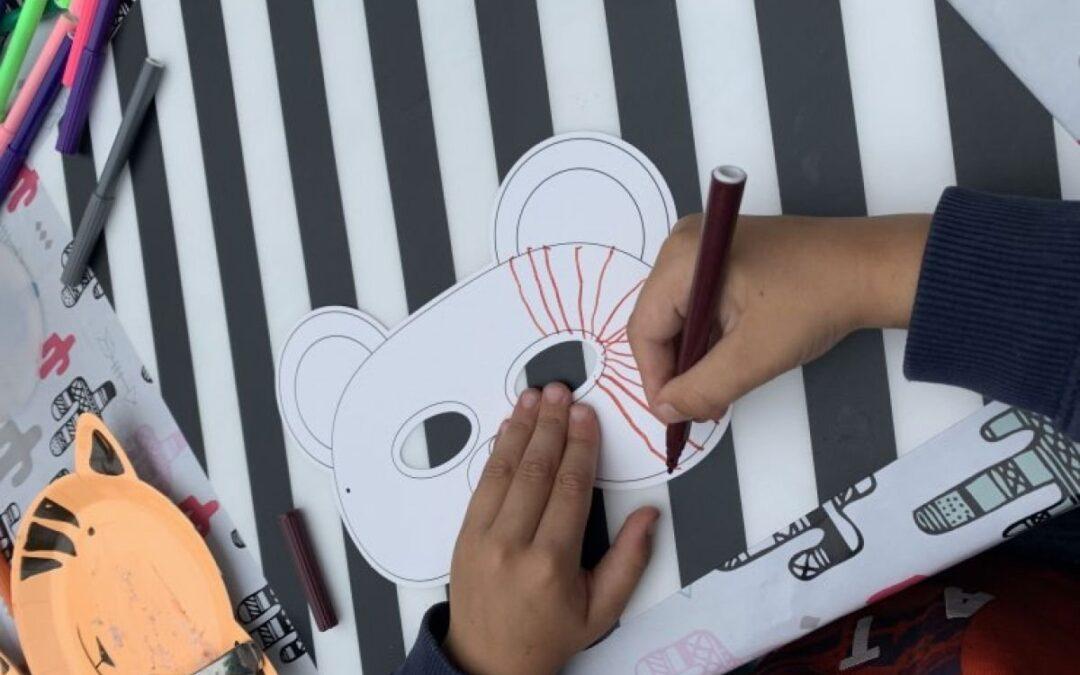 Een eerste kinderfeestje organiseren