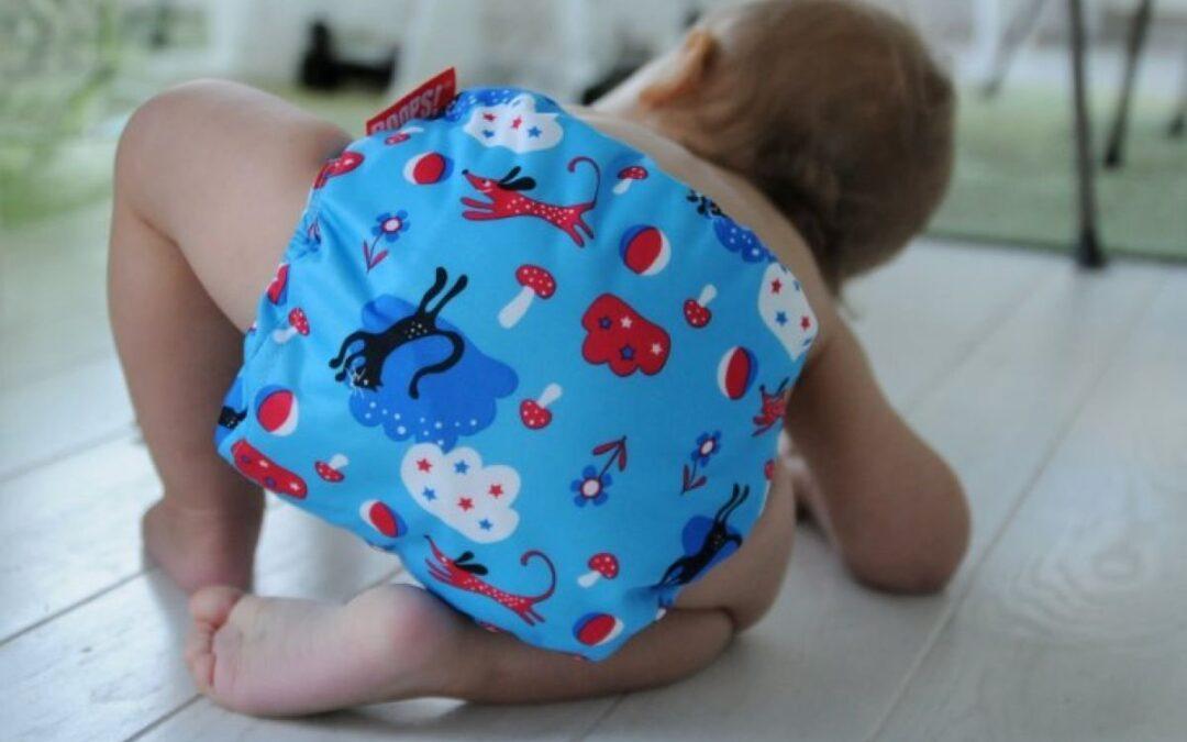 10 redenen om wasbare luiers te gebruiken