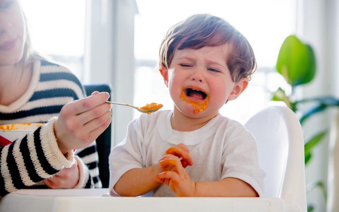 Tips voor moeilijk etende dreumesen