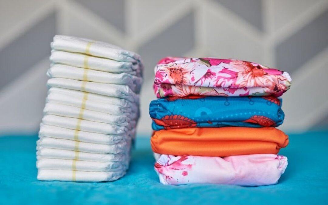 5 voordelen van wasbare luiers