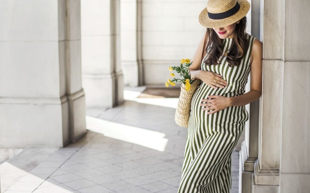 Zwanger en er leuk uitzien: kledingtips