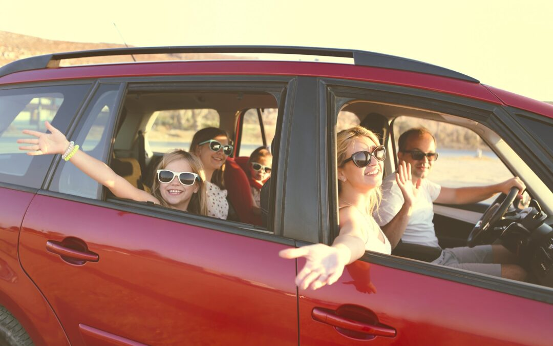 Autovakantie met kinderen: tips voor onderweg