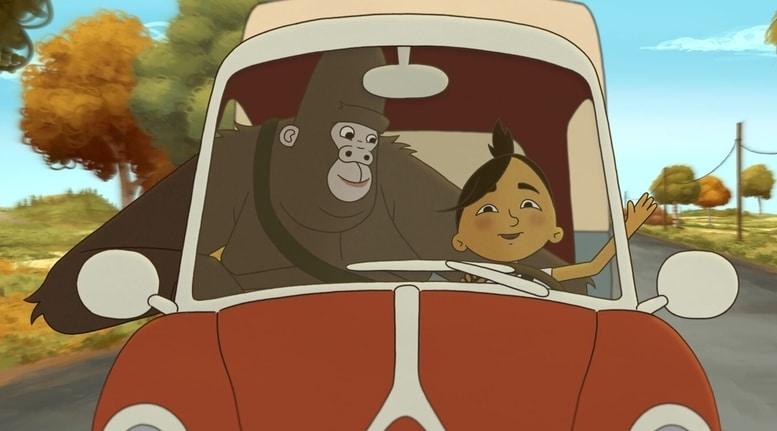 Nu in de bioscoop: familiefilm Mijn Moeder is een Gorilla