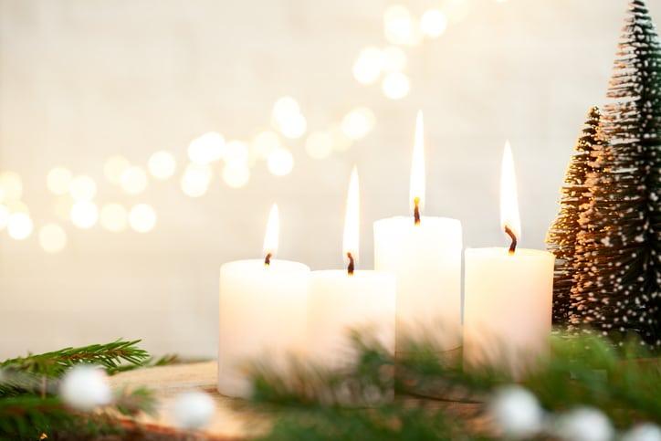 Je huis decoreren zonder kerstboom