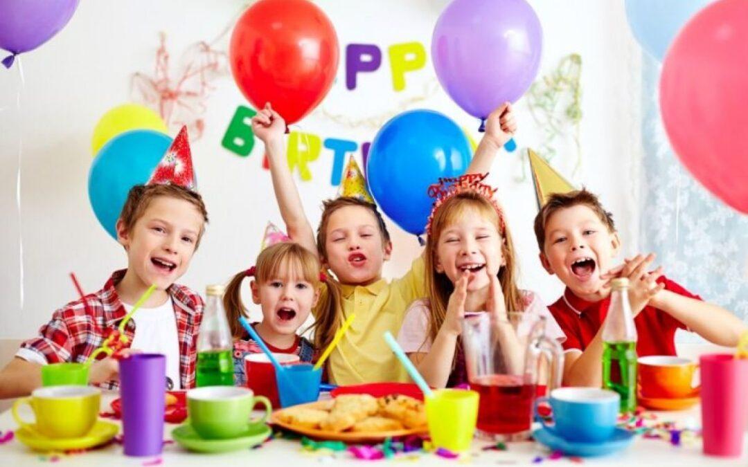 Kinderfeestje organiseren? Handige en leuke tips!