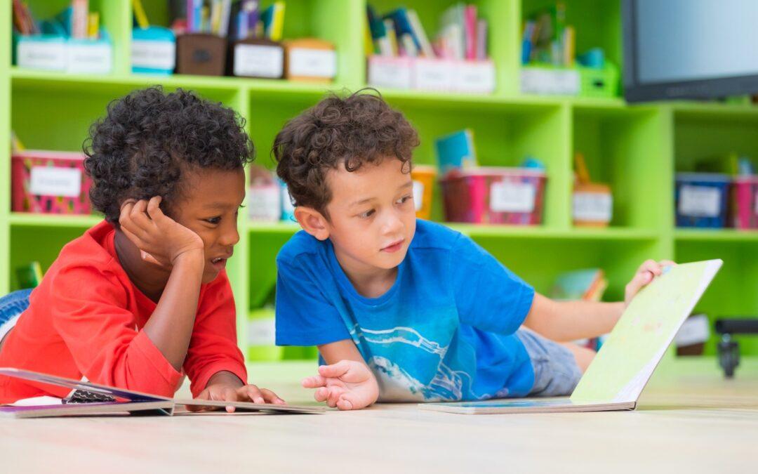 Voorleesboeken voor kinderen vanaf 7 jaar