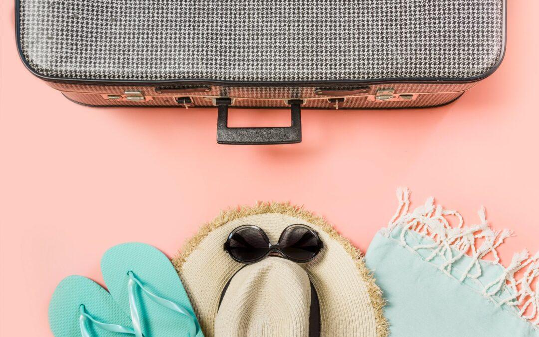 Tips voor minimalistisch inpakken voor de vakantie