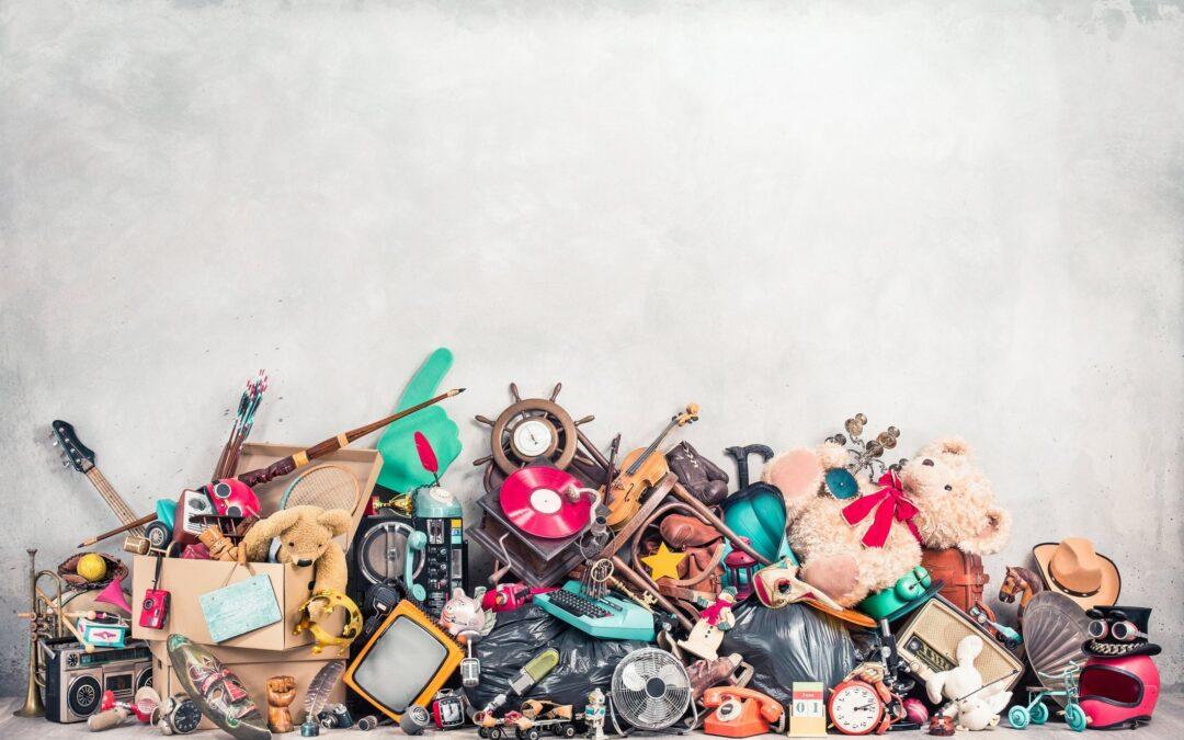 Opbergen en opruimen – tips van een professional