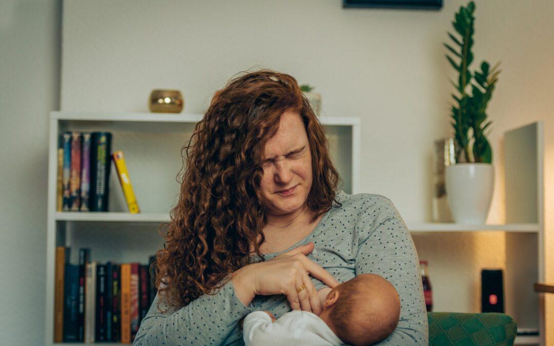 Pijn bij borstvoeding, wat te doen?
