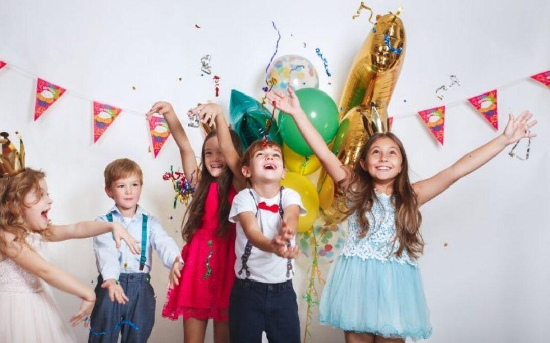 Tips voor een leuk kinderfeestje thuis
